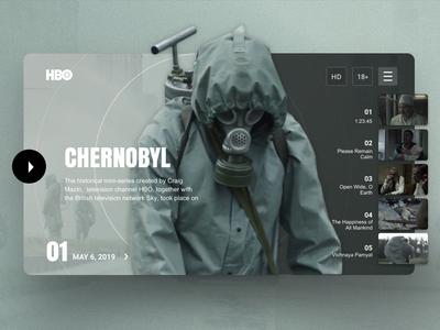"""HBO """"CHERNOBYL"""""""