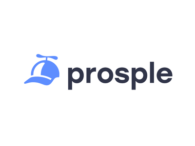 Cap logo cap propeller hat branding brand identity logo logotype mark