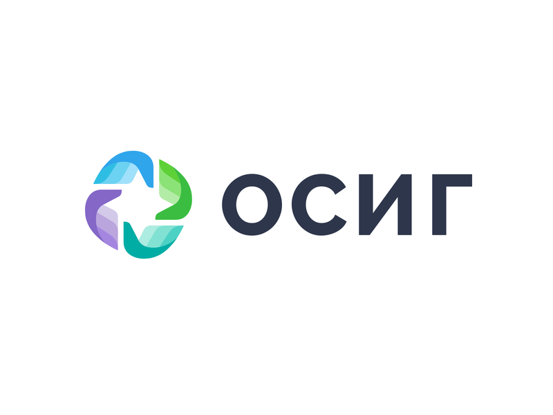 OSIG - Logo hands star union branding brand identity logo logotype mark