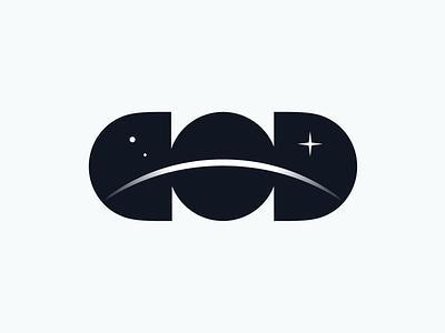 God god monogram letterform letter letters font type branding brand identity logo logotype mark