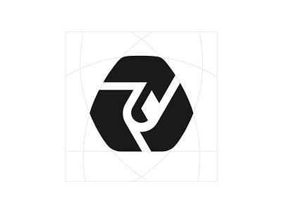NS mark oil cycle synthesis branding brand identity logo logotype mark