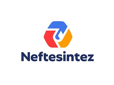 NS logo oil gas cycle synthesis branding brand identity logo logotype mark