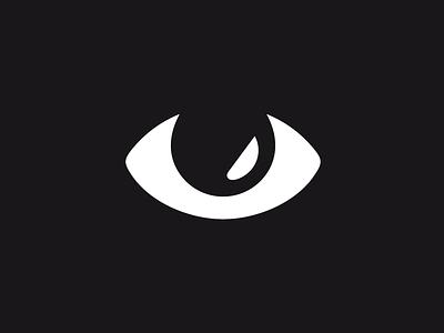 Eye tear animation eye tear cry drop branding brand identity logo logotype mark