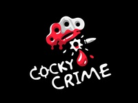 Cocky Crime logo