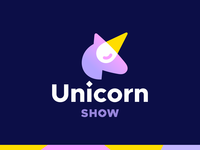 Unicorn show logo