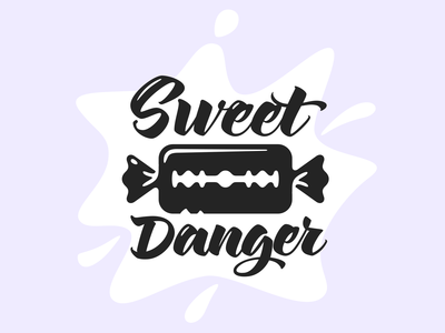Sweet Danger for print