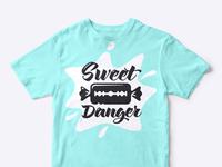 Sweet Danger tshirt