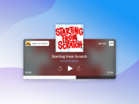 Embed Podcast player