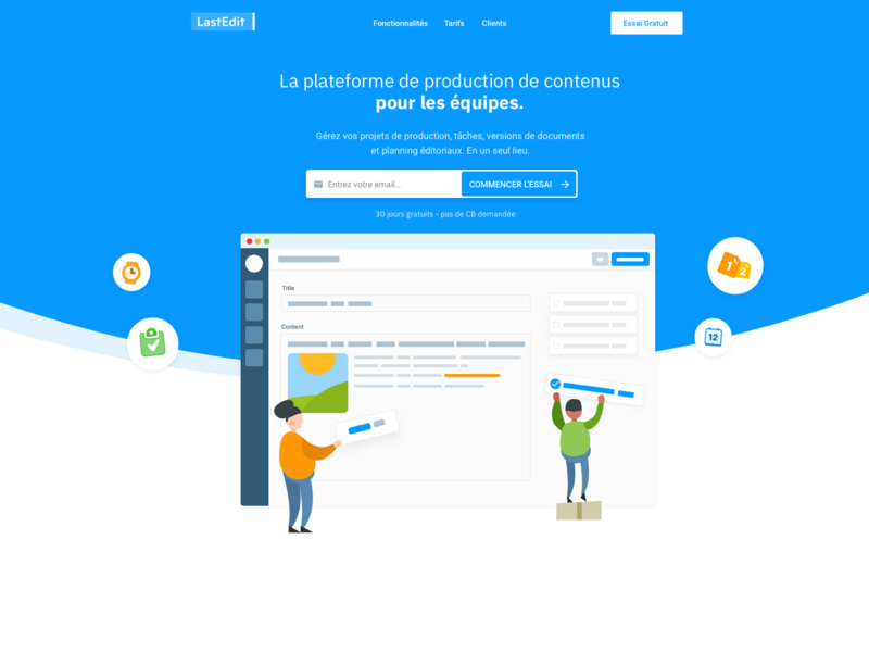 Landing Page Hero character browser mail ux ui illustration hero landing page landing