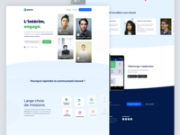 Landing Page - Declined Proposal