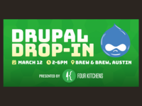 Drupal Drop-in by Four Kitchens