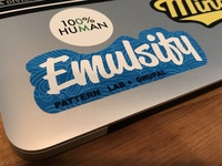 Emulsify Sticker