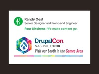 Going to DrupalCon!