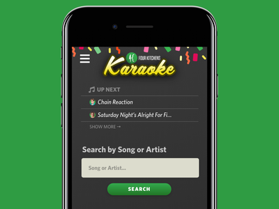 Karaoke Design