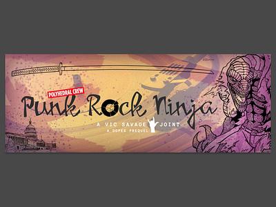 D.O.P.E.S. Punk Rock Ninja rpg