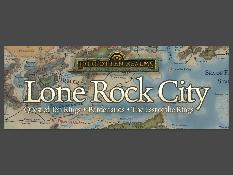 Lone Rock City (RPG campaign hero) rpg