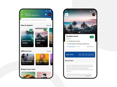 Street Smart Travel App UI Design | Appinventiv