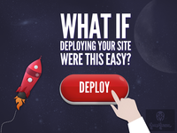 Deploy Button - What if deploying were this easy?
