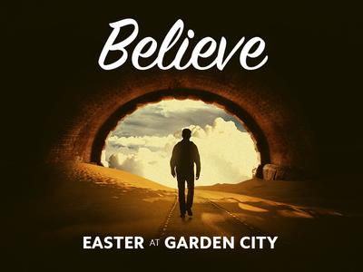 Easter 2015 - Believe