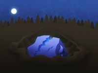 Creepy Crater