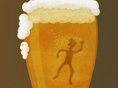Drowning In A Draught