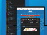 CHL Online Network & Play by Play