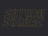 Saturn Square Logo