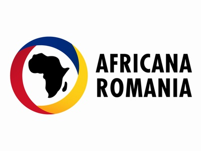 Afro-Romanians Charity Logo Design (Concept) vector nonprofit typogaphy help africa romania color charity identity logotype logo mark branding project branding brand identity illustration design logo