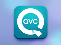 QVC App Icon for ios 7