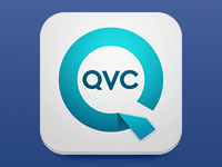QVC App Icon for ios 7 - Part 3
