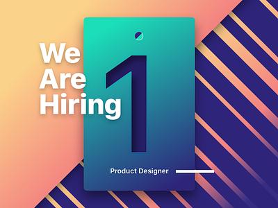 Hiring Product Designer design hiring jobs philly philadelphia ux product design ui