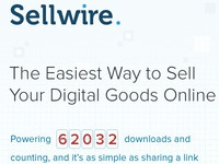 Sellwire Redesign