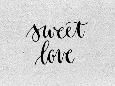 Sweet love by vova dribbble