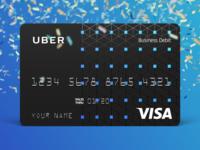 Uber Visa Debit Card for Drivers - Surprisingly Rewarding