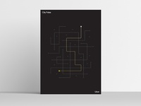 City Pulse [Uber Platform Experience Poster Series]