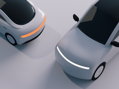 UberSelect - 3D Vehicle Redesign