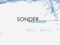 Sonder Again