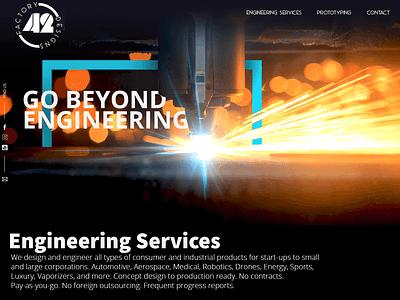 UI Comparison Concept typography illustration logo responsive web web design ux ui mockup home page website design uiux landing page
