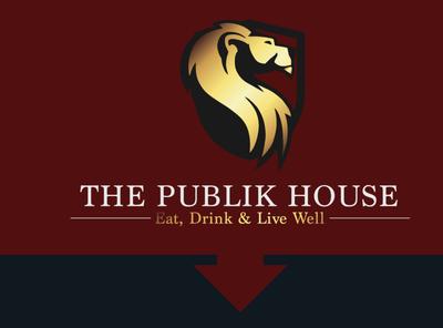 Publik House Rebrand web design portfolio ux ui mockup home page website design uiux landing page