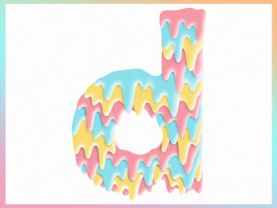 Benno's Alphabet: d