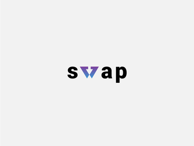 Swap Logo mexico color icon logo vector typography graphic design branding design