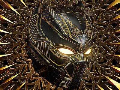 Billelis - Black Panther - Marvel