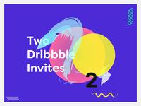 2x Invites Giveaway