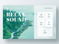 Relax Sound App