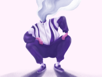 Vape Master Illustration