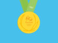Gold medal - Rio 2016