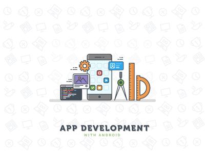 App Development minimal daily 100days command mobile android app development