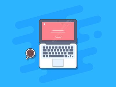 Macbook Pro laptop notebook coffee apple macbook workspace