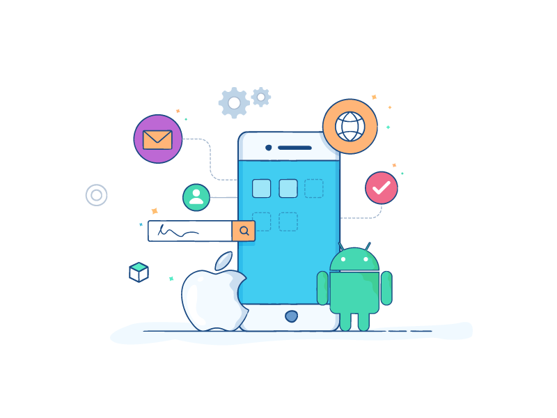 Mobile Apps Service