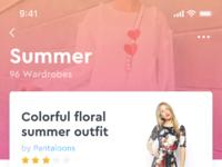 Fashion profile summer 3x